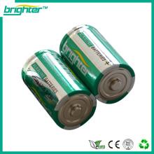Bateria alcalina lr20 1.5v alcalinenimh tamanho da bateria recarregável d 1.2v 8000mah