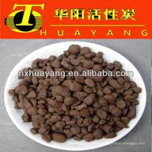 2-4mm Mangan Grünsand für Wasser entfernen Fe und Mn
