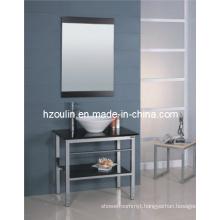 304 Stainless Steel Bathroom Vanity (B-602)
