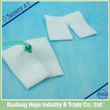 Cotonete não tecido com dreno em Y