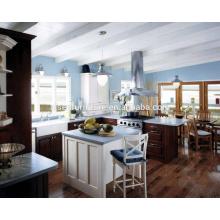 Larga vida de la fábrica directamente american shaker estilo gabinetes de cocina