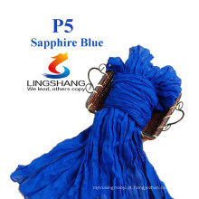 Ningbo Lingshang vestuário de moda vestuário infinito algodão cachecol cachecóis
