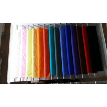 Polyester cotton Chinese manufacturers T/C 65/35 21*21 100*52 57/58'dyeing fabric