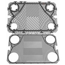 Platten und Dichtungen für Wärmetauscherkomponenten