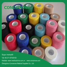 Hochwertige elastische kohäsive Bandage mit CE & ISO