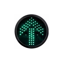 Module de feux de signalisation à flèche verte de 200 mm, 8 pouces