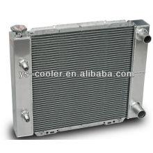 Автомобильный масляный радиатор с алюминиевым корпусом