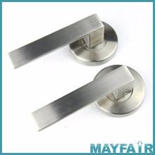 Stainless Steel Exterior Silver Door Handles