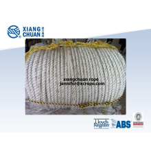 Cuerda PP de alta resistencia de 3 hilos de 3 hilos