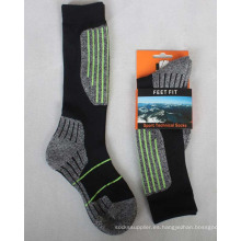 Coolmax calcetines al aire libre de la rodilla