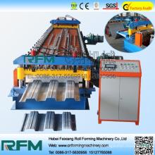 FX hydraulischen Schneidstahl & Metall Boden Deck Maschine