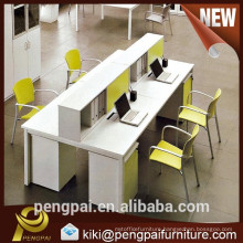 Green vitality simple style office furniture workstation