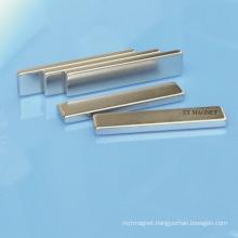 High Quality Block NdFeB Neodymium Magnet for Linear Motor Ts16949