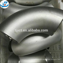 AISI304 stainless 90 degree square tube elbow