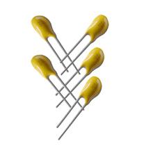 25В ДИП конденсатор тантала
