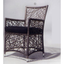 Popular Patio Waterproof cheap outdoor plastic rattan chairs