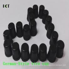 PP Válvulas De Neumáticos De Plástico Casquillo Anti-Dust Alemania-Estilo Forma Neumático Kxt-Gc10