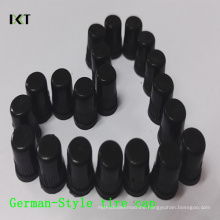 PP Plastic Tire Valves Cap Anti-Dust Germany-Style Shape Tyre Kxy-Gc01