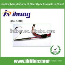 Monolithic Fused Singlemode Optic Fiber Coupler 532~1300nm