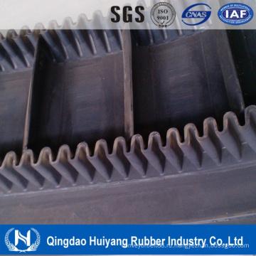 Высокая температура высокой температуры сопротивления конвейерные ленты для угольной электростанции