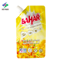 Plastic bag Spout Pouch Stand Up Sachet For Food Packing