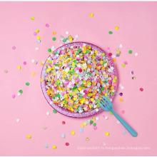 Allemagne meilleur magasin de vente pour les fournitures de fête d'anniversaire Silver Foil Confetti Poppers Sexe Reveal Party Poppers