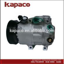 Hot selling 12 volt ac compressor for Hyundai 97701-1U100