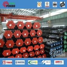 Tubería de acero sin costura ASTM A106