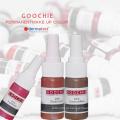 Líquido Cosméticos Tinta Sobrancelha Maquiagem Pigmento Goochie Pigmento