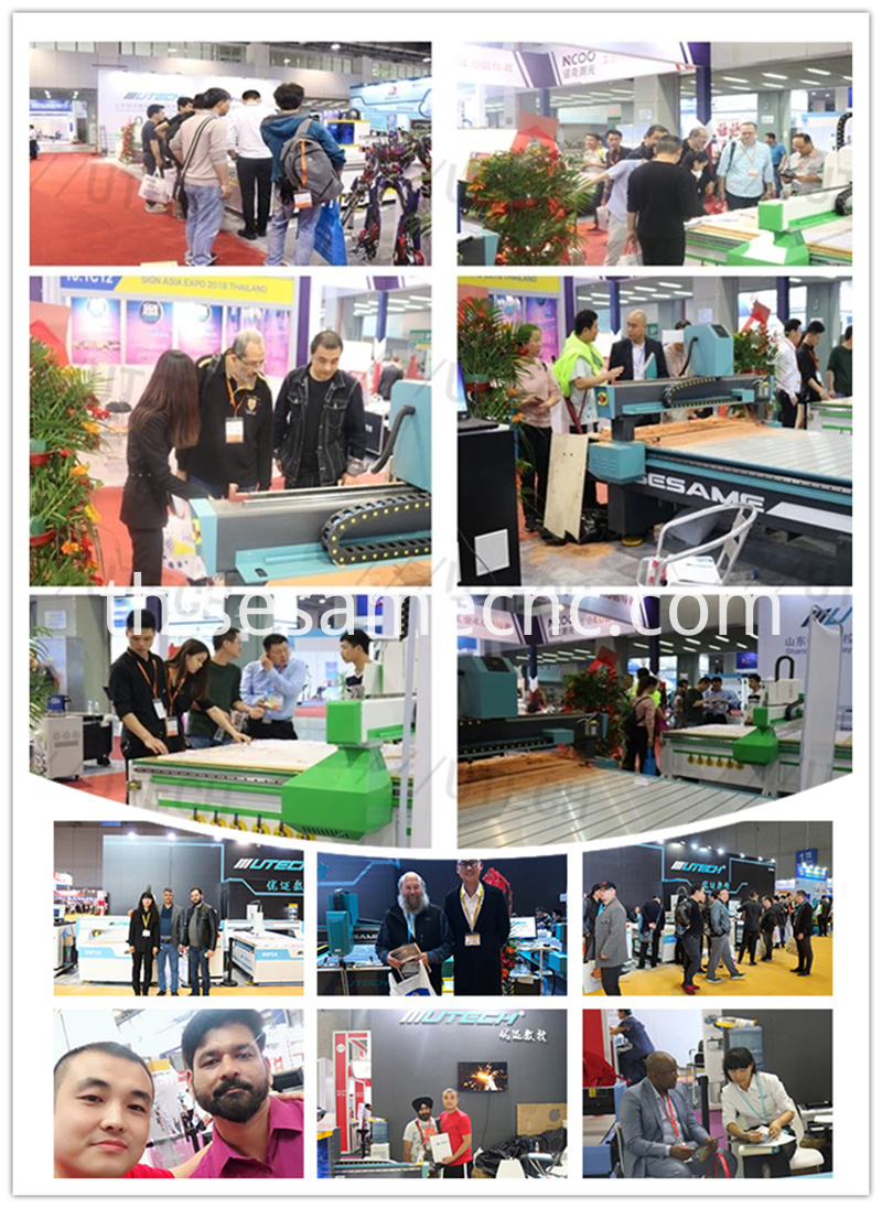 our company exhibition1