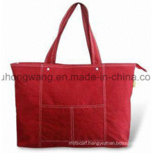 Promotion Canvas Tote Bag, Cotton Shopping Beach Bag