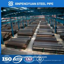 Laminados a quente xxs carbono tubo de aço sem costura na Índia astm a 106 / a53 gr.b