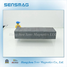 Ts16949 Strong Powerful Permanent Ferrite Magnet for Motor