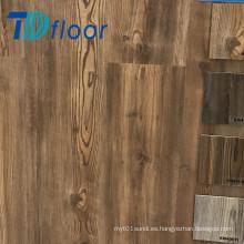Deep Wood Emboss Pine Lvt Pegamento de piso de vinilo de PVC de 2 mm, 2.5 mm, 3 mm