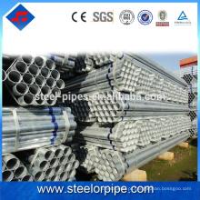 Produtos mais vendidos 2016 estufa tubo de aço galvanizado