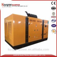 Mtu 480kw to 728kw Diesel Generator Set with Global Warranty