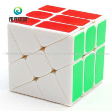 Magic Puzzle Cube Twist Toys Wind and Fire Wheel Cube