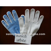 PVC-punktierter Handschuh