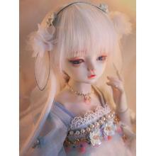 BJD Moon Fairy Yue Girl Poupée à rotule 42,5 cm