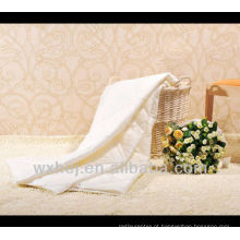 colcha de algodão de cor sólida de alta qualidade acolchoada