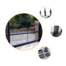 Wholesale decorative iron gate design for garden