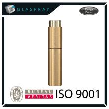 LUNA CNC 20ml Liga de alumínio Twist up Refilable Parfum Travel Spray