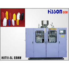 Máquina de moldagem por sopro de extrusão 5L Hstii-5L