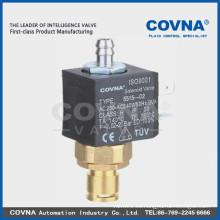 Pequeño Electrodoméstico Direct Acting 3 Vías 24V DC Miniatura de la válvula solenoide del café