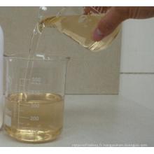 l'huile d'impression transparente de prix bon marché soit appliquée sur le filet d'écran