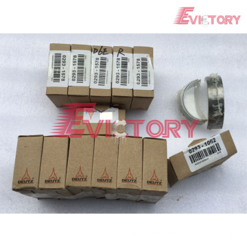 VOLVO D6D crankshaft bearing main bearing