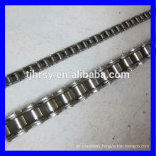 Industrial stainless steel roller chain
