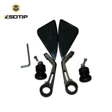 SCL-2013061038 espejo retrovisor de motocicleta CNC de alta calidad