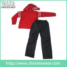 Vêtements de sport en polyester pour hommes / Vêtements de sport