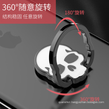 Hot Selling!!! Skull Original Design Ring Holder for Mobile Phone